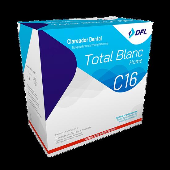 Kit Clareador Total Blanc Home C16%