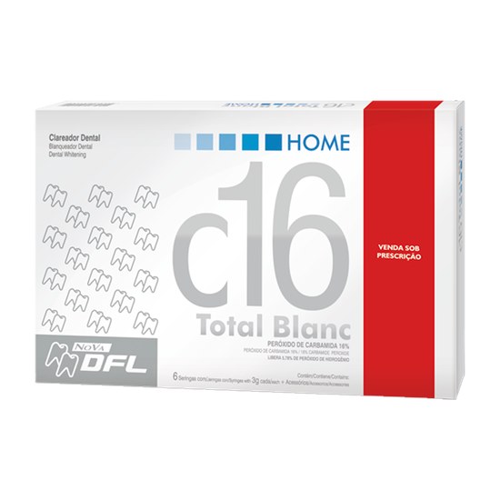 Kit Clareador Total Blanc Home