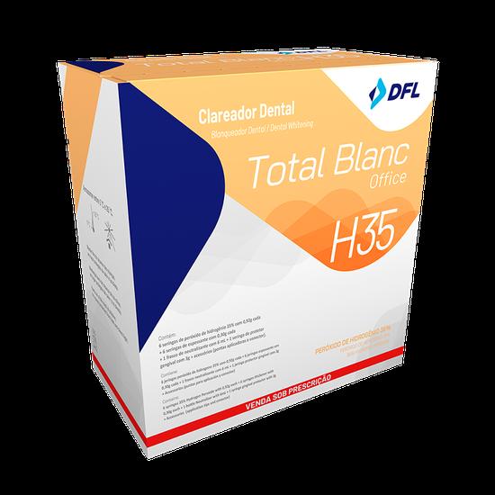Clareador Total Blanc Office H 35%