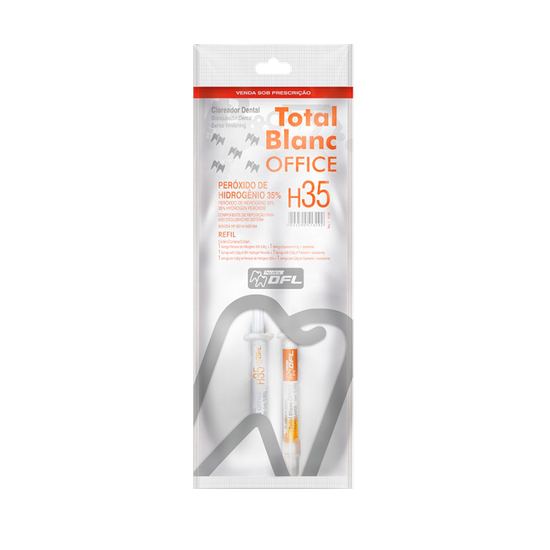 Total Blanc Office H 35%