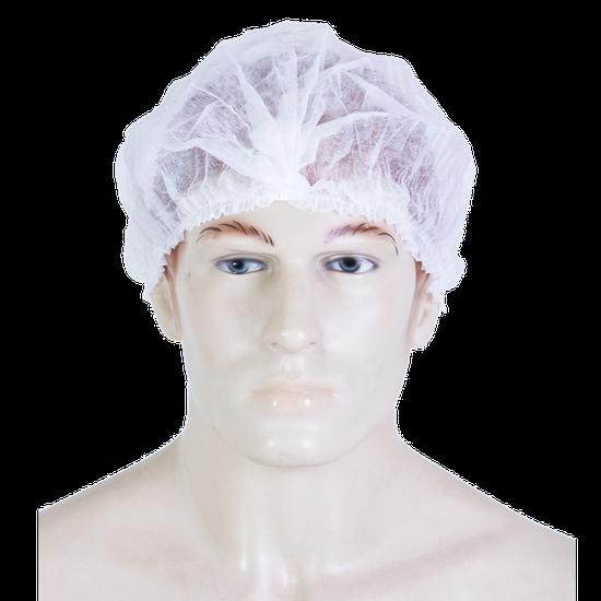 Touca Descartável Soft - Branca