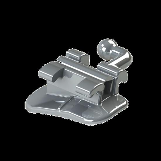 Tubo p/ Soldagem MBT 0,022'' - Simples Conv. 1º e 2º Molar Sup. Direito c/ Gancho Distal - 20.35.103