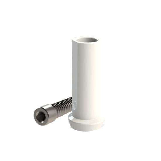 Ucla Calcinável He 3.3 Rotacional C/ Parafuso - Compatível C/ Singular, Neodent - 103.201