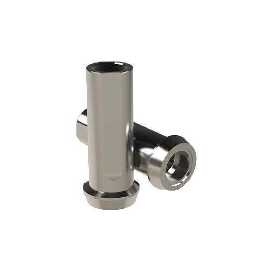 Ucla Titânio He 4.1 Rotacional - Compatível C/ Universal - 103.003