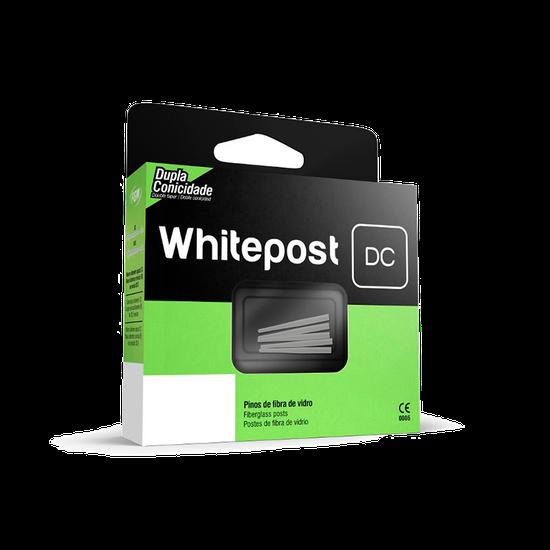 Pino de Fibra de Vidro White Post DC 0,5 Intro